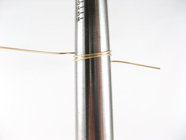 tanzainte wire ring step3b