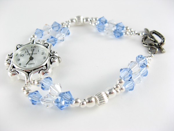 beaded-watch-band