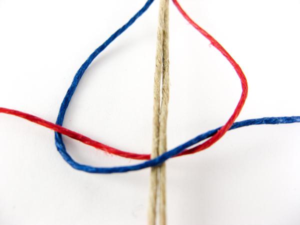 half knot spiral